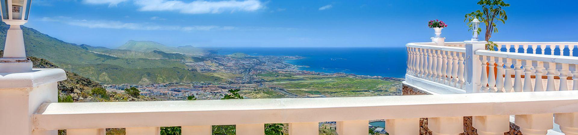 Propriétés à vendre à Tenerife