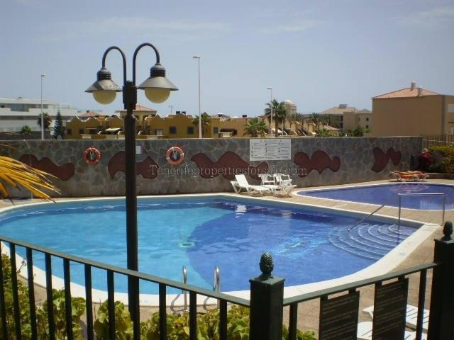 A4CA22 Townhouse Bellamar Costa Adeje 385000 €