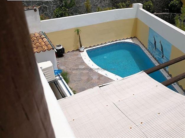 A4SEA581 Townhouse  San Eugenio Alto 590000 €