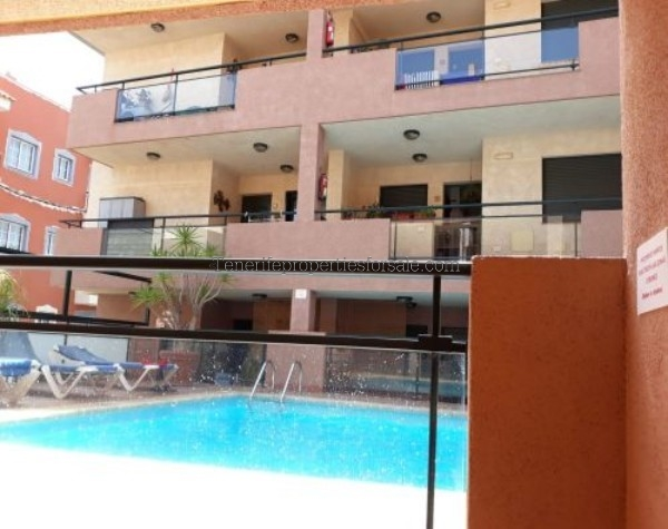 A1E611 Apartment  Guargacho Euros 86,000
