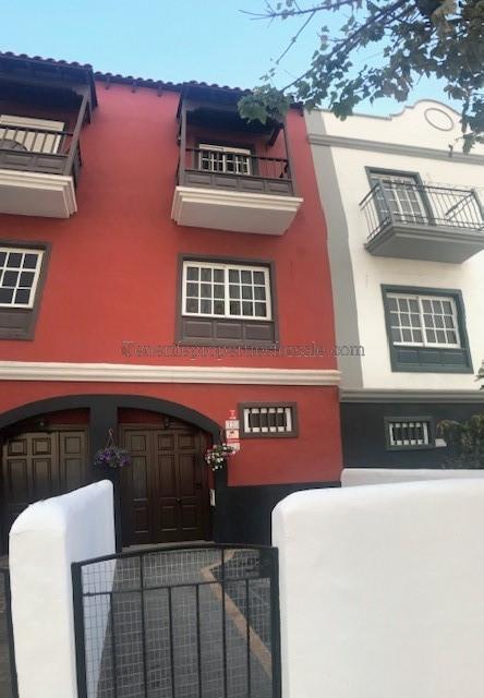 3A122 Townhouse JARDÍN BOTÁNICO Adeje 240000 €