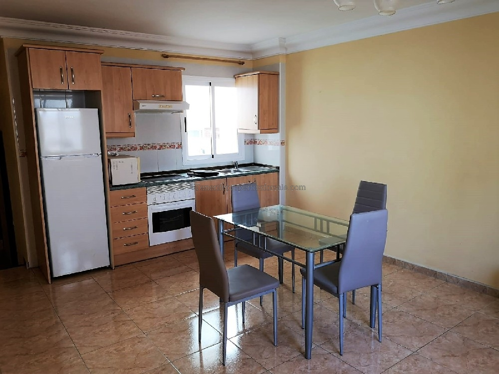 A1E797 Apartment  Las Chafiras 89000 €