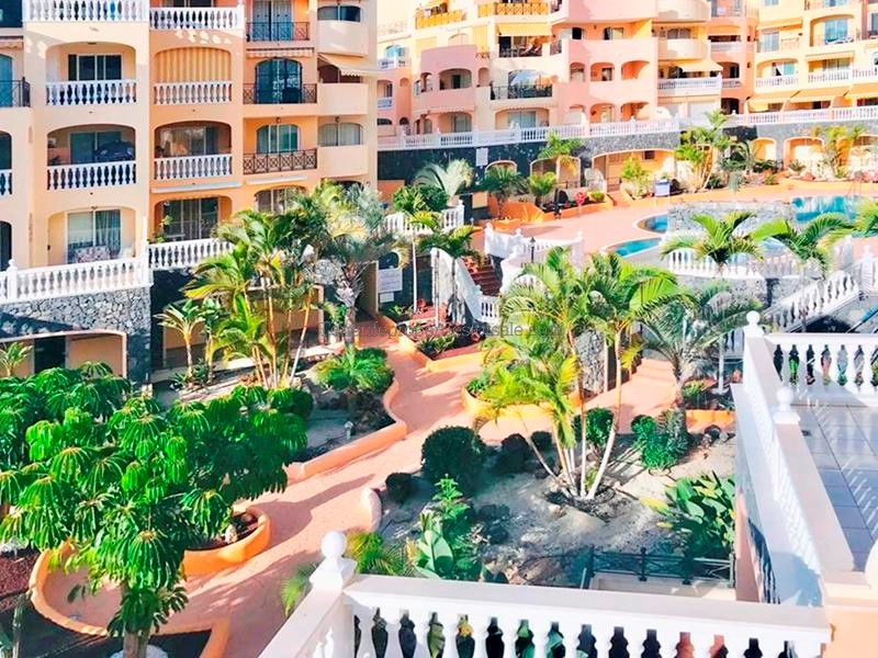 A2LC942 Apartment PARQUE TROPICAL Los Cristianos 293000 €