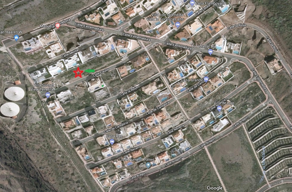 ATA984 Plot of Land ROQUE DEL CONDE UD16 Torviscas Alto 265000 €
