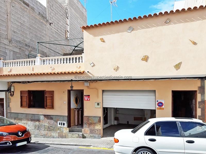 A4E989 Villa CASA ALCALÁ Alcala 220000 €