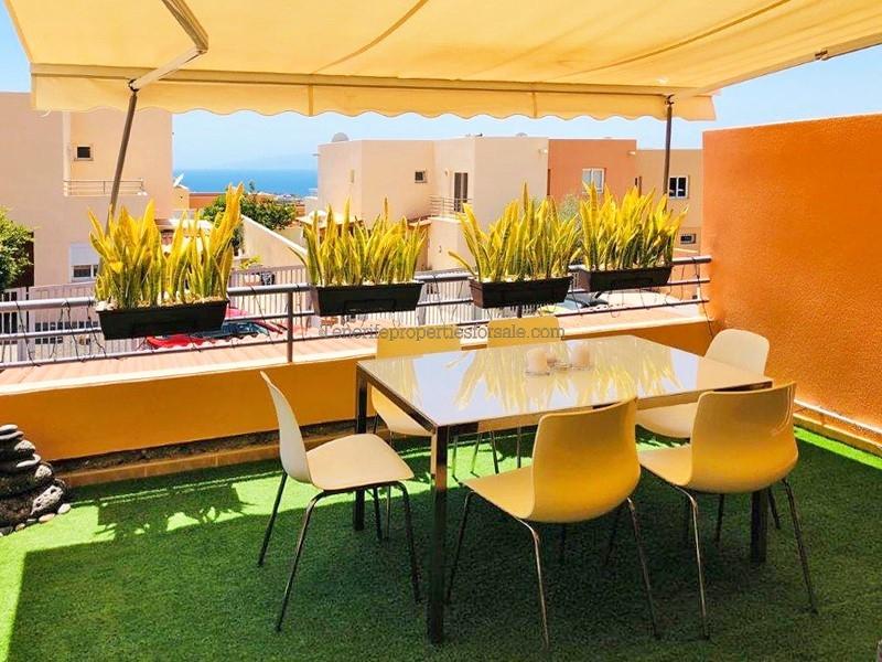 A3EM1036 Townhouse LOS GIRASOLES El Madronal 339000 €