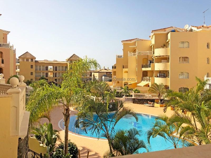 A2LC1062 Apartment RESIDENCIAL PARQUE TROPICAL II Los Cristianos 269000 €