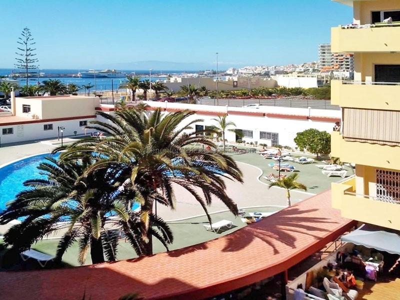 A1LC1088 Apartment LOS ANGELES Los Cristianos 169000 €