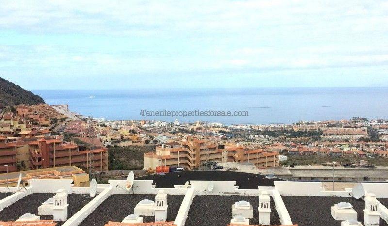 2TA10 Townhouse Roque Del Conde Torviscas Alto 279000 €