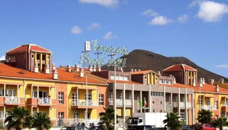 2LC7 Apartment Compostela Beach Golf II Los Cristianos 196000 €