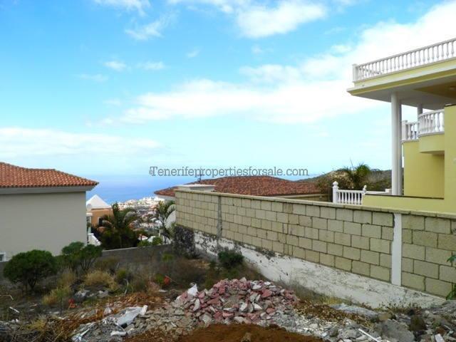 ALTA152 Plot of Land Roque Del Conde Torviscas Alto 170000 €