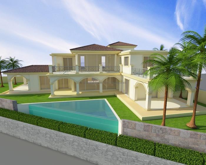 A3A342 Villa Villa �nica sin terminar Adeje 1500000 €